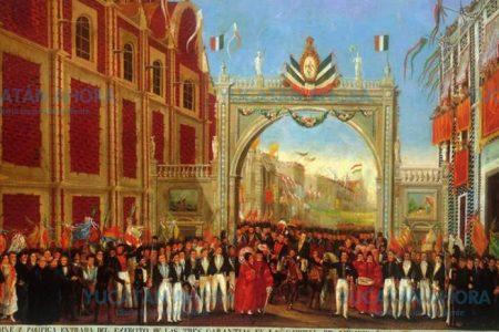 El más olvidado de los festejos patrios: la consumación de la Independencia de México