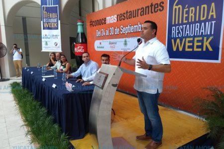 Comida vegana y de fusión a $119, novedades del Mérida Restaurant Week
