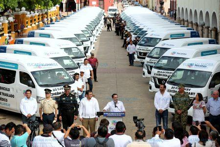 Patrullas podrán detener en Yucatán vehículos de traslado médico que sean mal utilizados
