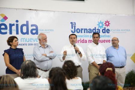 Mérida, con servidores públicos 'muy movidos'