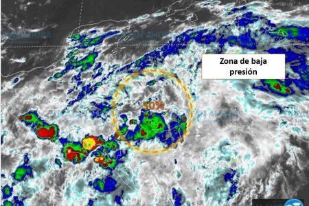 Con 50% de convertirse en ciclón una tormenta vigilada en Mar Caribe