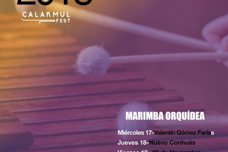 Anuncian el IV Festival de Música y Arte de Calakmul 2018