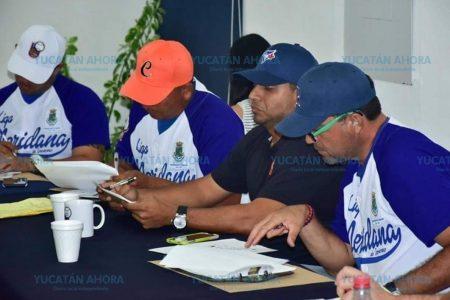 Nueva generación de novatos en la Liga Meridana de Béisbol