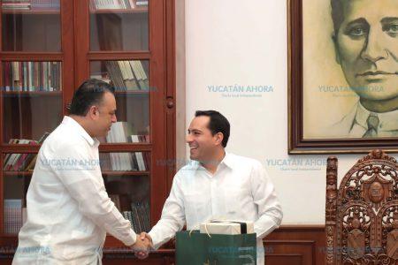 Yucatán acuerda cooperación en materia de salud con Universidad de Michigan