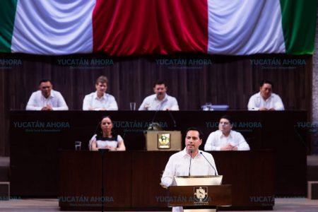 La primera actividad de Mauricio Vila, para cumplir un compromiso con la transparencia