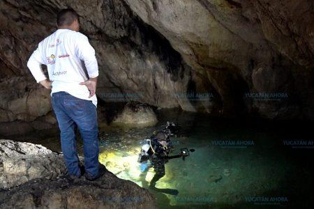 Visitantes cochinos dejan 400 kilos de basura en el cenote de Sanahcat