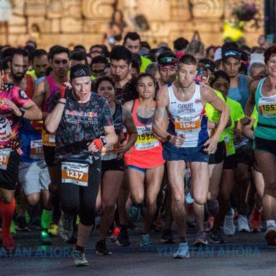 Lanzan reto a participar en una carrera atlética bien roquera