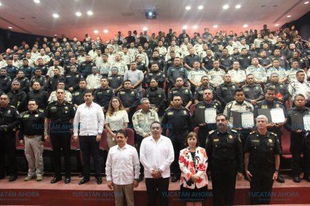 Perfil del policía: cuida el orden, la paz y la ley, pero apegado a los derechos humanos