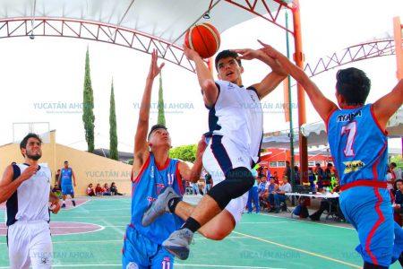 Culmina con éxito el Torneo de Basquetbol de Antorcha Campesina