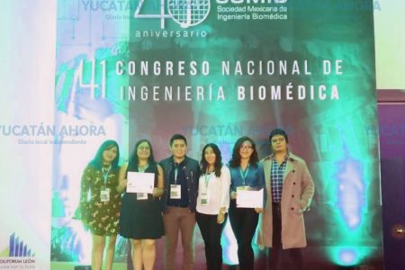 Estudiantes yucatecos desarrollan alternativa para reparar fracturas graves