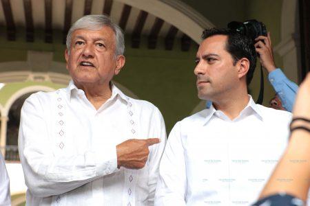AMLO les pide a otros gobernadores que sigan ejemplo de austeridad de Mauricio Vila