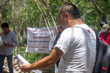 Especuladores aprovecharán las fiestas en Chablekal para mal acaparar tierras