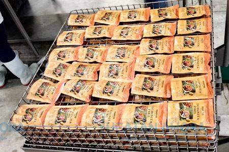 Yucatán va un paso adelante en enlatado y empaquetado de cochinita pibil