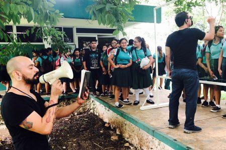 Murmurante aborda sensible tema en Yucatán: el embarazo juvenil