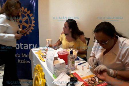 Desde el interior de sus filas, Rotarios lanzan cruzada contra la hepatitis 'C'