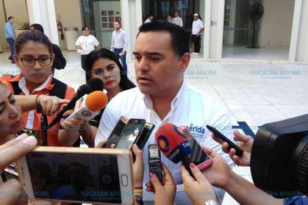 Mérida va por recursos para proyectos en áreas colindantes con otros municipios