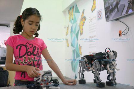 Organizan batalla de robots en Mérida que faciliten la vida al humano