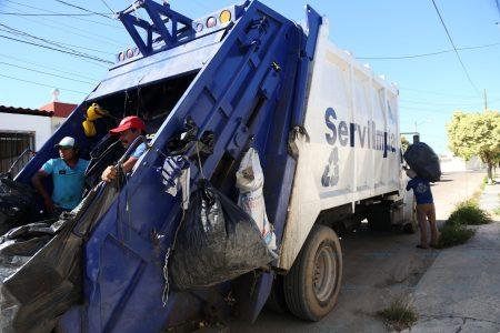Progreso paga a Servilimpia 900 mil pesos para recoja de basura por 3 meses