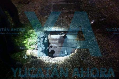 Quinceañera cae a un sumidero, en calles del oriente de Mérida
