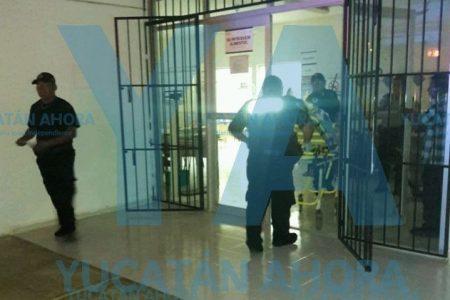 Ambulancia de la SSP auxilia a mujer con parto complicado