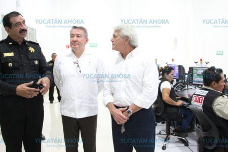 Francia manda a su Cónsul a conocer las estrategias de seguridad de Yucatán