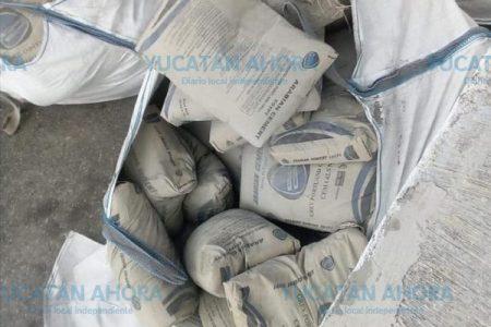 Refutan a funcionario: sí hay denuncia de albañiles por daño del cemento egipcio