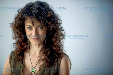La voz inconfundible de Carmen París, el viernes en Mérida