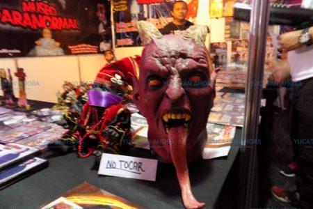 Todo un éxito la segunda edición de la Expo Terror