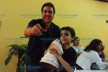 Ferrán J. Navedo saca la casta por Yucatán
