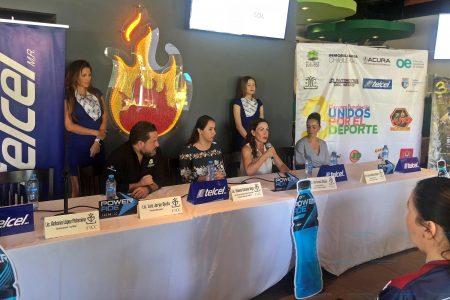 Fundación Yucatán Country Club impulsa el deporte en niños de comunidades meridanas