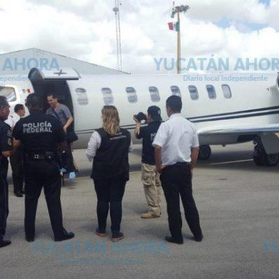 Trasladan hígado de Monterrey a Mérida para un paciente internado en el CMA