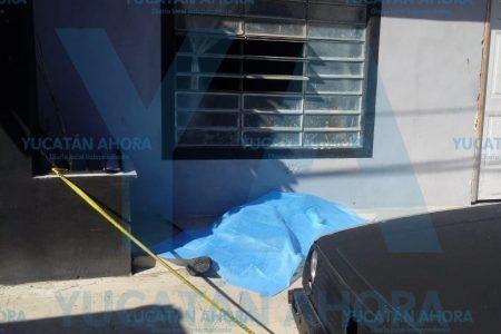 Muere sentando en una calle de la colonia Francisco I. Madero