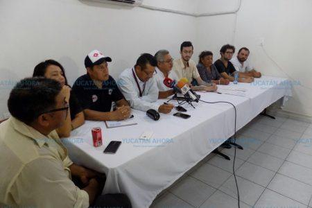 No más alzas en transporte, pide el Movimiento por la Movilidad de Mérida