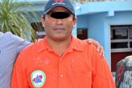 Sorprenden a funcionario abusando de su pequeña hijastra de 10 años