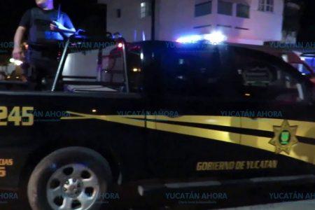 Detienen a sujetos que llegaron de Quintana Roo a robar en Mérida