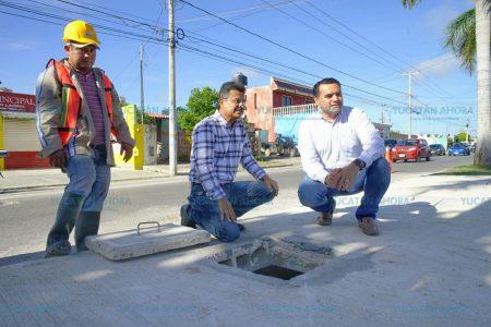 Trabajadores de Servicios Públicos Municipales dan cátedra de labor en equipo