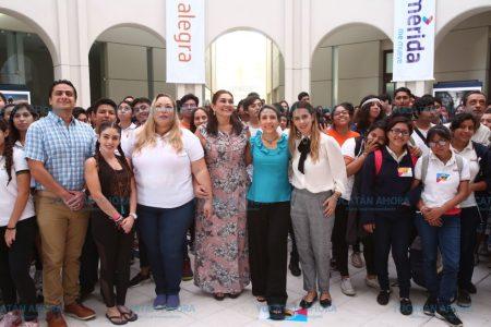 Jóvenes de Mérida sienten, piensan y deciden
