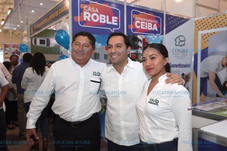 En marcha programa de vivienda para trabajadores del Gobierno de Yucatán