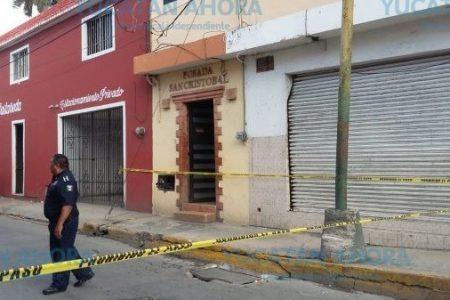 Otro muerto en un hotel de paso en Mérida