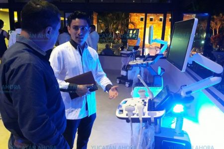 Presenta Samsung sus nuevos equipos de ultrasonido en Mérida