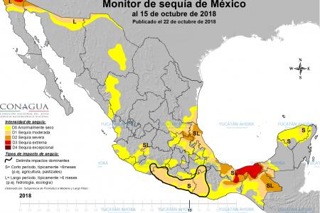 Déficit de lluvia agrava la sequía en la Península que ya entra en categoría de extremo