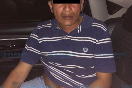 Cumple el ciclo del robo en Yucatán: sale del penal, vuelve a robar y de nuevo a prisión