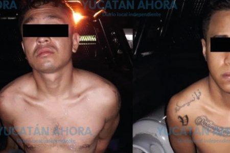 ¡Por fin! Dejan en prisión a par de sujetos que robaron en una casa de San Sebastián