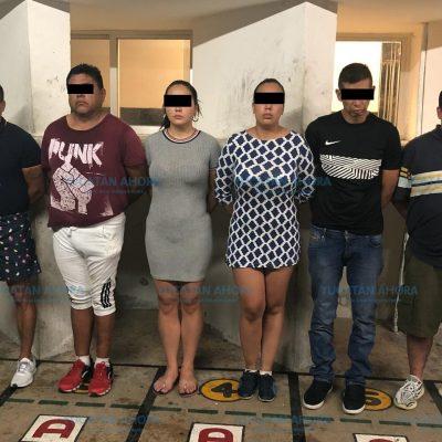 Liberan a asaltantes 'fuereños': piden perdón y reparan el daño