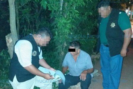 Dictan prisión preventiva al doble parricida de Temozón