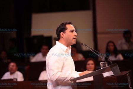 Ya no más dos yucatanes, ofrece el gobernador Mauricio Vila