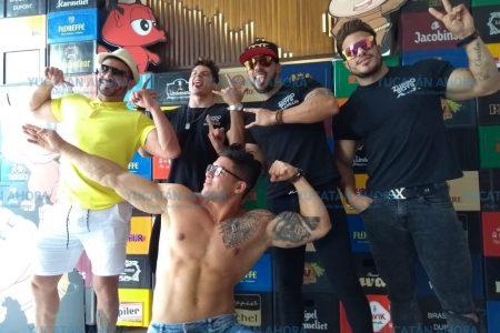 Llegan a Mérida los Zuppo Boys con atrevido show