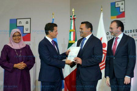 ONU reconoce a Mérida como una de las tres ciudades prósperas de México