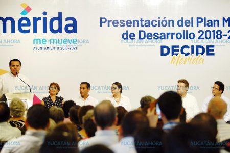 Amplia participación ciudadana en elaboración del Plan Municipal de Desarrollo