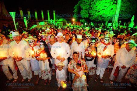 El Paseo de las Ánimas, una tradición viva en Mérida
